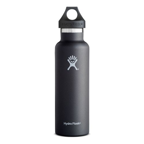 Hydro Flask 21 ounce Standard Mouth Hydration - Black