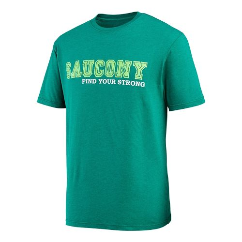 Men's Saucony�FYS Graphic Short Sleeve