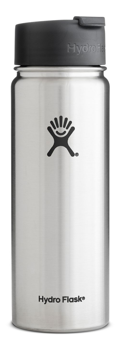 Hydro Flask 20 ounce Wide Mouth with Flip Cap Hydration - Stainless