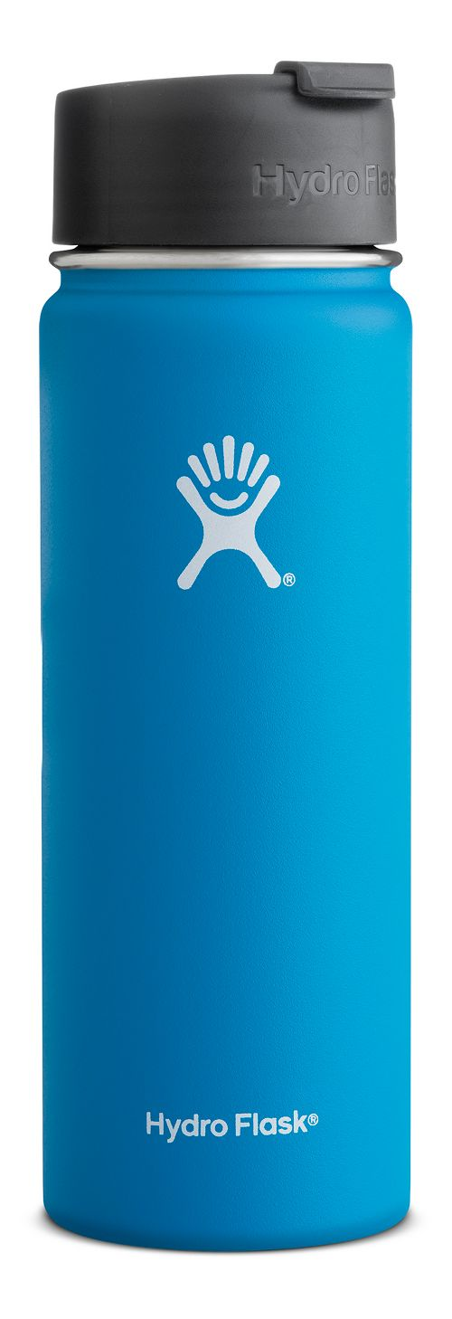 Hydro Flask 20 ounce Wide Mouth with Flip Cap Hydration - Pacific