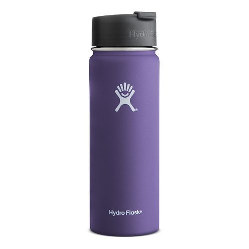 Hydro Flask 20 ounce Wide Mouth with Flip Cap Hydration - Plum