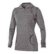 Womens 2XU Movement Pullover Hoodie & Sweatshirts Technical Tops