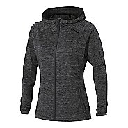 Womens 2XU Movement Form Warm Up Hooded Technical Tops