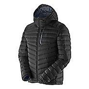 Womens Salomon Halo II Warm Up Hooded Jackets