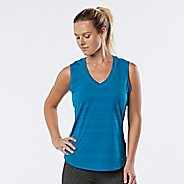 Womens R-Gear Finish First Sleeveless & Tank Technical Tops - Marina M