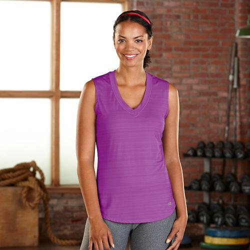 Womens R-Gear Finish First Sleeveless & Tank Technical Tops - Vivid Violet XS