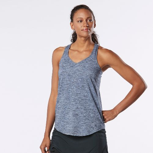 Womens R-Gear Shades of Grey Sleeveless & Tank Technical Tops - Storm Blue/Skylight S