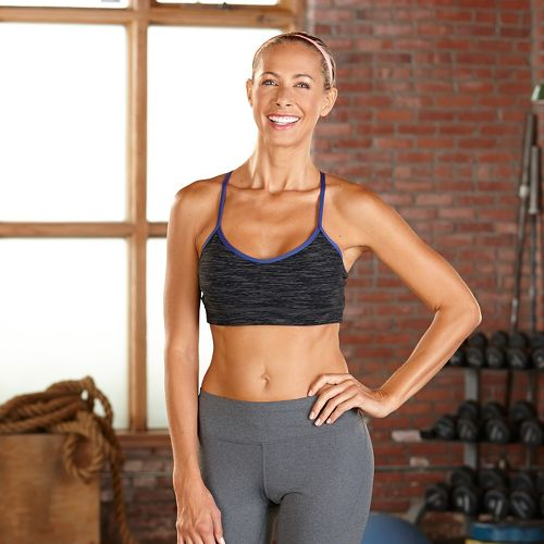 Womens R-Gear Standout Multi-Way Sports Bra - Charcoal XS