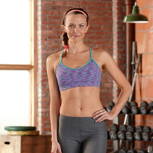 Womens R-Gear Standout Multi-Way Sports Bra - Bubble Gum XS
