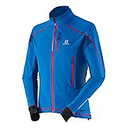 Mens Salomon S-Lab Motion Fit WS Warm Up Unhooded Jackets