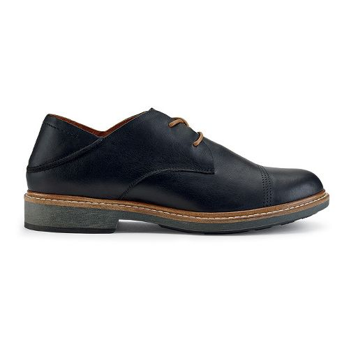 Mens OluKai Walino Casual Shoe - Black/Black 12