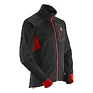 Mens Salomon Equipe Vision Warm Up Unhooded Jackets