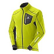 Mens Salomon Equipe Softshell Cold Weather Jackets