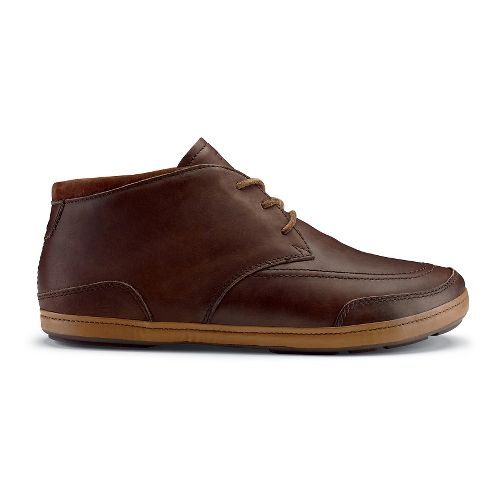 Mens OluKai Pala Casual Shoe - Kona Coffee 9