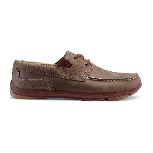 Mens OluKai Mano Casual Shoe - Ray/Toffee 12