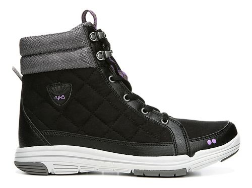 Womens Ryka Aurora Casual Shoe - Black/Grey 10