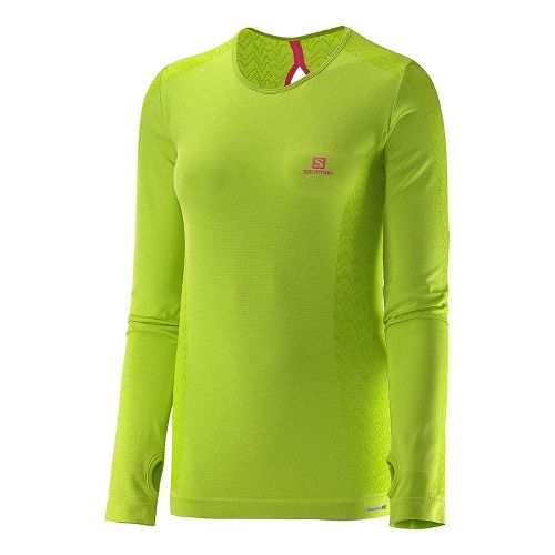 Women's Salomon�Elevate Seamless LS Tee