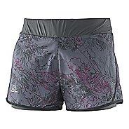 Womens Salomon Park 2-in-1 Shorts