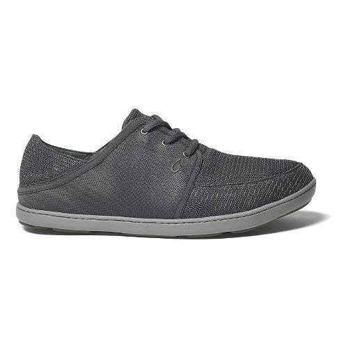 Mens OluKai Nohea Lace Mesh Casual Shoe - Dark Shadow 10
