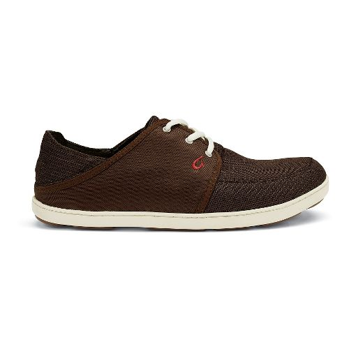 Mens OluKai Nohea Lace Mesh Casual Shoe - Dark Java 8.5