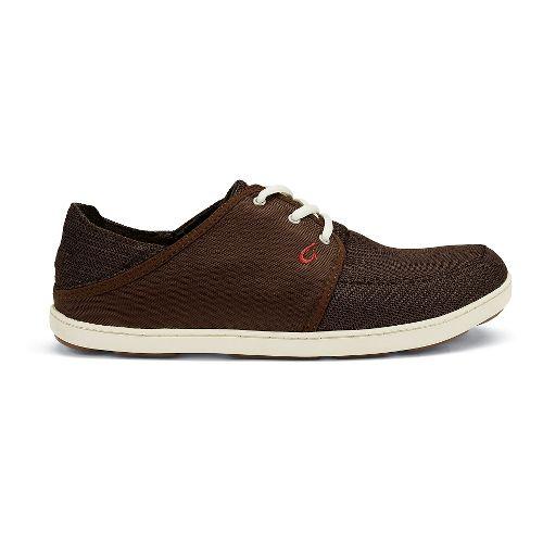 Mens OluKai Nohea Lace Mesh Casual Shoe - Dark Java 9