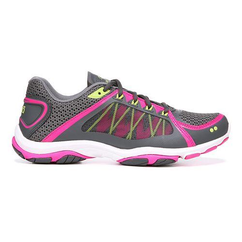 Womens Ryka Influence 2 Cross Training Shoe - Steel Grey/Iron Grey 6
