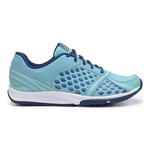 Womens Ryka Kinetic Cross Training Shoe - Aqua/Navy 6