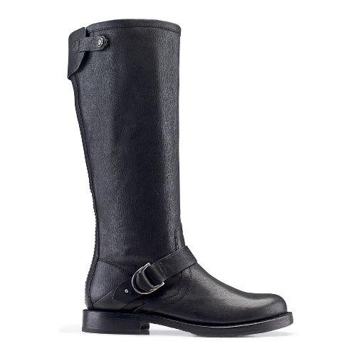 Womens OluKai Nahuku Casual Shoe - Black/Black 5