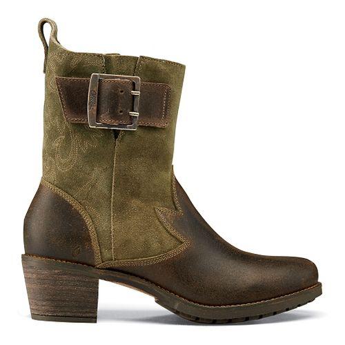 Womens OluKai Ka'iulani Casual Shoe - Seal Brown/Mustang 10