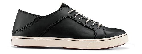 Womens OluKai Oneo Casual Shoe - Black/Black 8.5