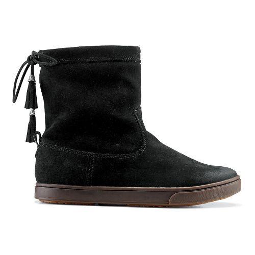Womens OluKai Kapa Moe Casual Shoe - Black/Black 6.5