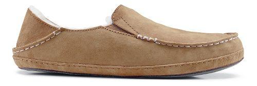 Womens OluKai Nohea Slipper Casual Shoe - Tobacco/Tobacco 11
