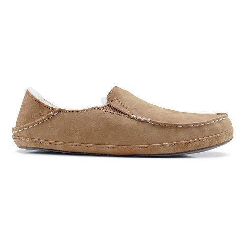 Womens OluKai Nohea Slipper Casual Shoe - Tobacco/Tobacco 5