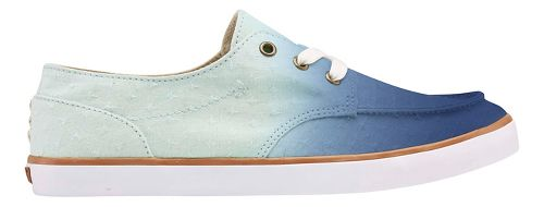 Womens Reef Deckhand 3 Prints Casual Shoe - Blue/Ombre 8