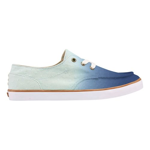 Womens Reef Deckhand 3 Prints Casual Shoe - Blue/Ombre 8.5