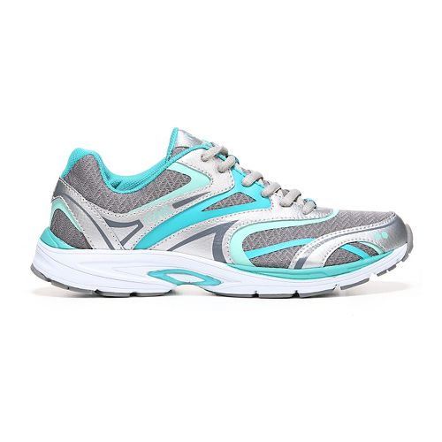 Womens Ryka Strata Walk Walking Shoe - Grey/Aqua 8.5