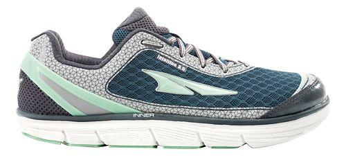 Womens Altra Intuition 3.5 Running Shoe - Hemlock/Pewter 6.5