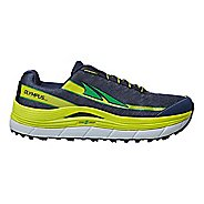 Mens Altra Olympus 2.0 Trail Running Shoe - Navy/Lime 13