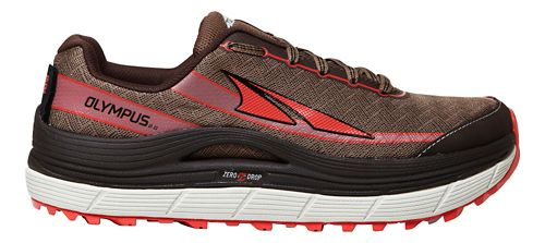 Womens Altra Olympus 2.0 Trail Running Shoe - Shiitake 7
