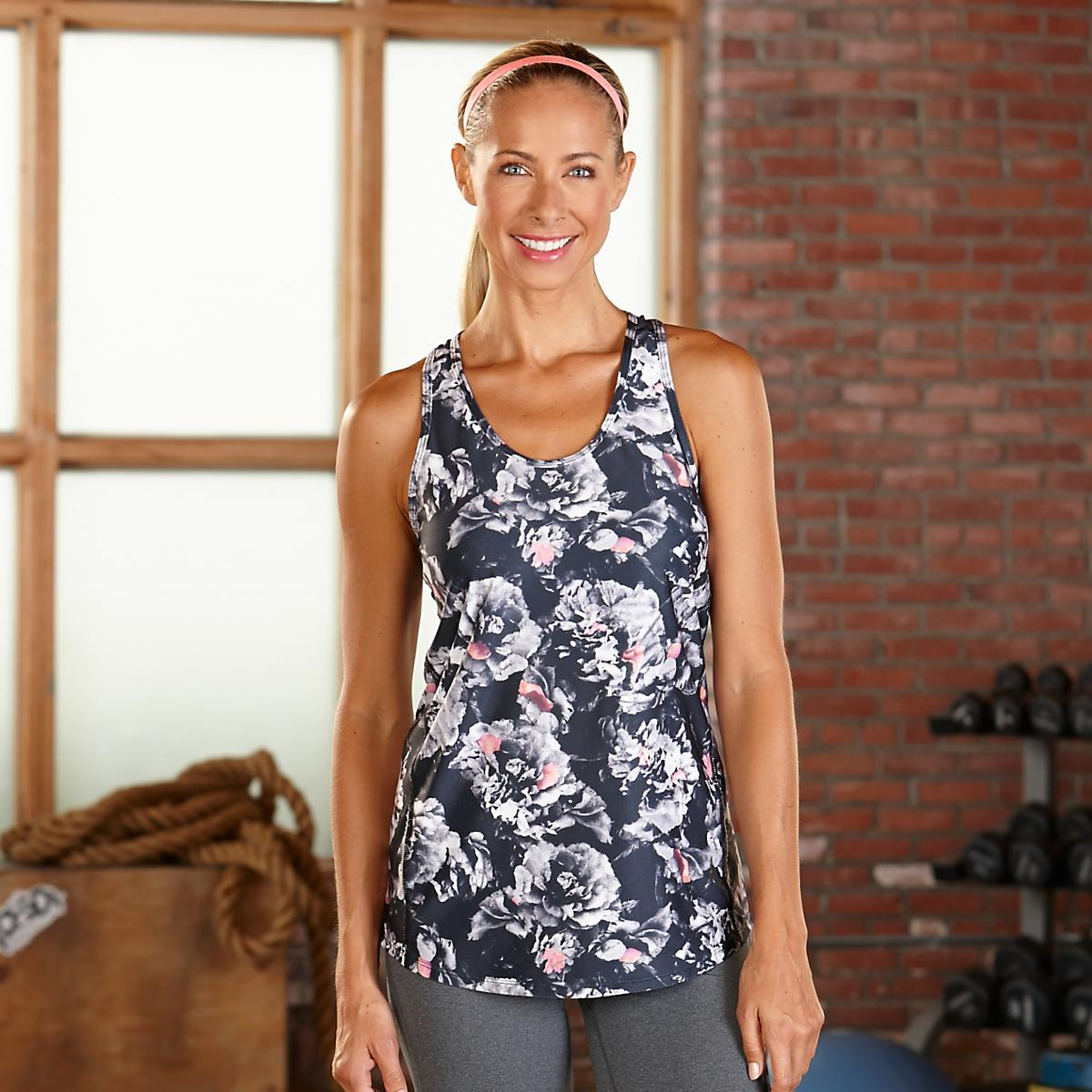 Women's R-Gear�Fast and Fab Printed Singlet