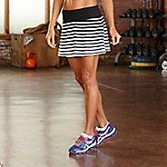 Womens R-Gear Flutter By Striped Skort Fitness Skirts