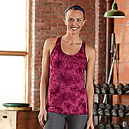 Womens R-Gear Revive Tie-Dye Racerback Sleeveless & Tank Technical Tops