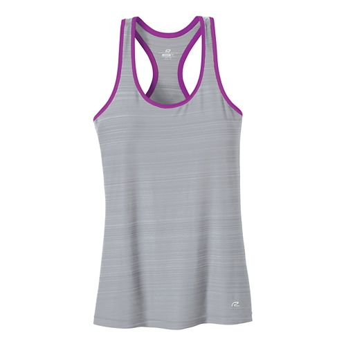 Womens R-Gear Finish First Racerback Sleeveless & Tank Tops Technical Tops - Dove Grey M ...