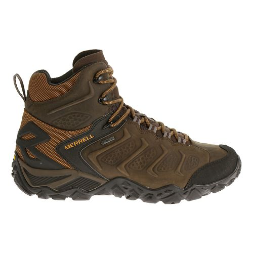 Mens Merrell Chameleon Shift Mid Waterproof Hiking Shoe - Bitter Root 11.5