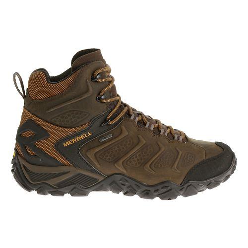 Mens Merrell Chameleon Shift Mid Waterproof Hiking Shoe - Bitter Root 14