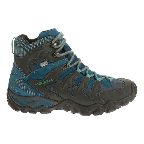 Womens Merrell Chameleon Shift Mid Waterproof Hiking Shoe - Granite 8