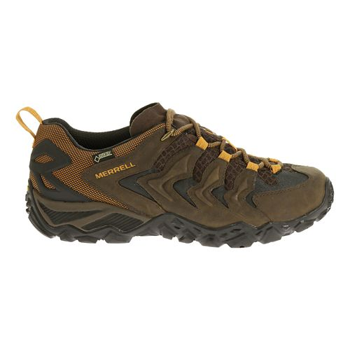 Mens Merrell Chameleon Shift Ventilator Waterproof Hiking Shoe - Bitter Root 10
