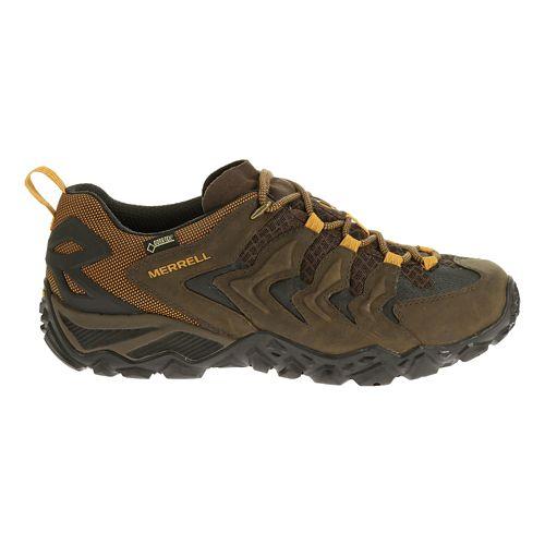 Mens Merrell Chameleon Shift Ventilator Waterproof Hiking Shoe - Bitter Root 12