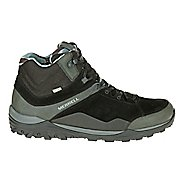 Mens Merrell Fraxion Mid Waterproof Trail Running Shoe