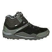 Mens Merrell Fraxion Mid Waterproof Trail Running Shoe